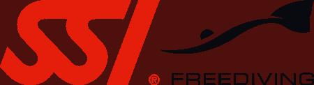 Logo SSI (Scuba School International) freediving agency