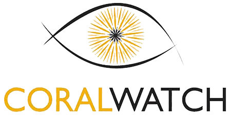 CoralWatch logo (Citizen Science Coral Monitoring program)