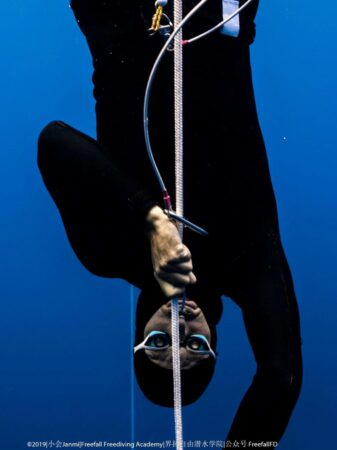 We offer quality freediving courses in Panglao, Philippines - Photo by Janmi Wong